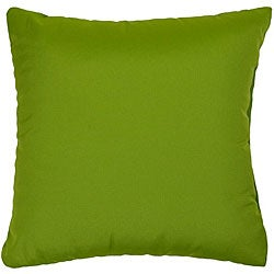 Macaw 18-inch Knife-edged Outdoor Pillows with Sunbrella Fabric (Set of 2)