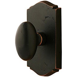 Sure-Loc Rustic Bronze Passage Door Knob