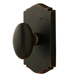 Sure-Loc Rustic Bronze Dummy Door Knob