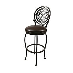 Island Falls 26-inch Swivel Bar Stool