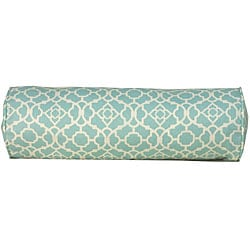 Moroccan Outdoor Blue Decorative Pillow