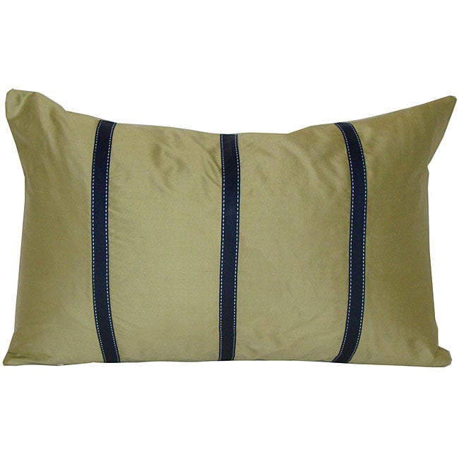 Silk Sage Green Decorative Pillow