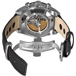 Tissot Men's 'T-Sport PRS 516' Silver Face Automatic Chronograph Watch