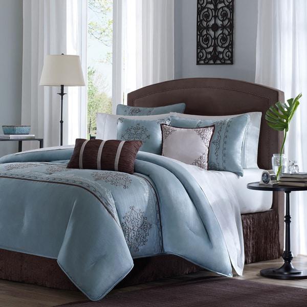 Madison Park Brussel 7-piece Comforter Set