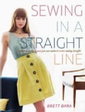 Sewing in a Straight Line: Quick & Crafty Projects You Can Make by Simply Sewing Straight (Paperback)