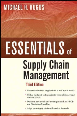 Essentials of Supply Chain Management (Paperback)