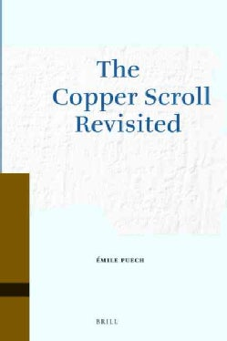 The Copper Scroll Revisited (Hardcover)