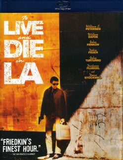 To Live And Die In L.A. (Blu-ray Disc)