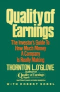 Quality of Earnings (Paperback)