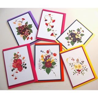 Kathie McCurdy Enchanted Garden Greeting Cards