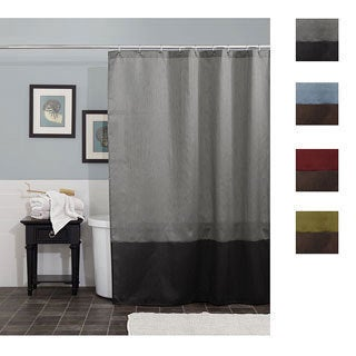 Lush Decor Prima Shower Curtain