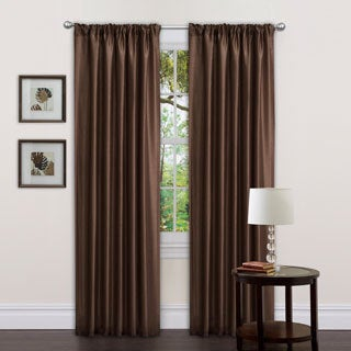 Lush Decor 84-inch Abigail Curtain Panel