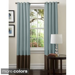 Lush Decor 84-inch Prima Curtain Panel Pair