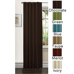 Lush Decor 84-inch Roselle Single Curtain Panel