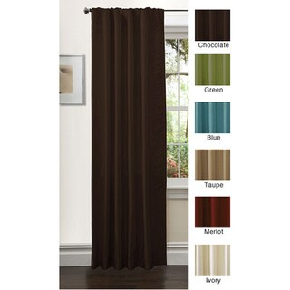 Lush Decor 84-inch Roselle Single Curtain Panel