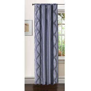 Lush Decor 84-inch Talon Curtain Panel