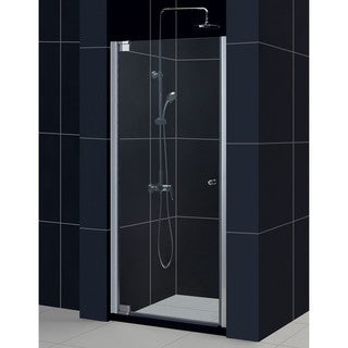 DreamLine Elegance 34-36x72-inch Frameless Pivot Shower Door
