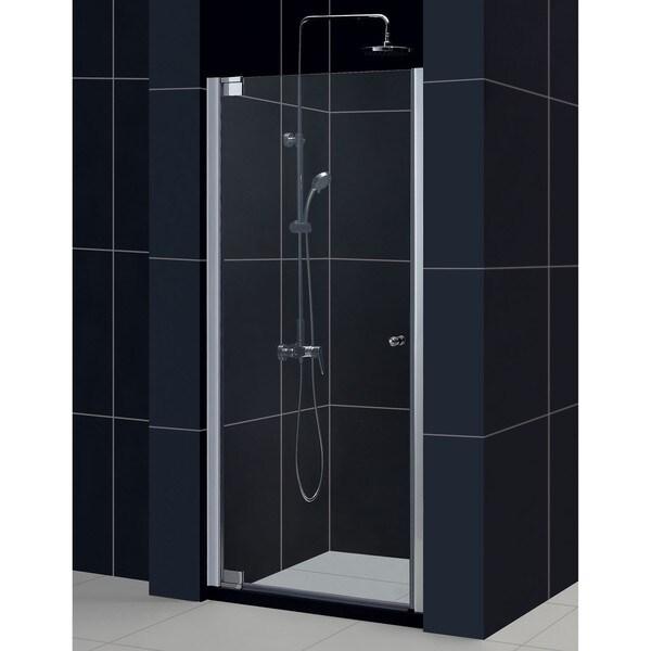 DreamLine Elegance 34-36x72-inch Frameless Pivot Shower Door