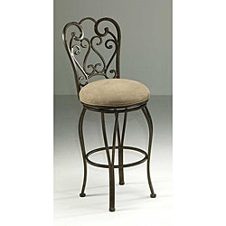 'Magnolia' 26-inch Swivel Bar Stool