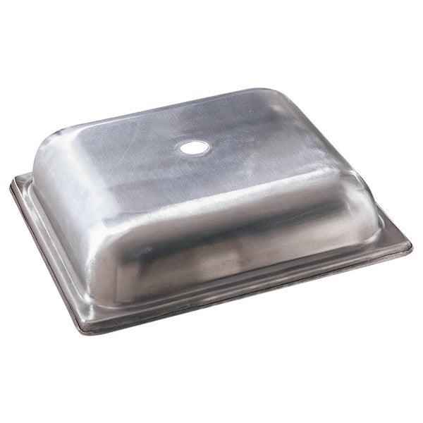 Metal 11-inch Square Plate Covers (Pack of 4)