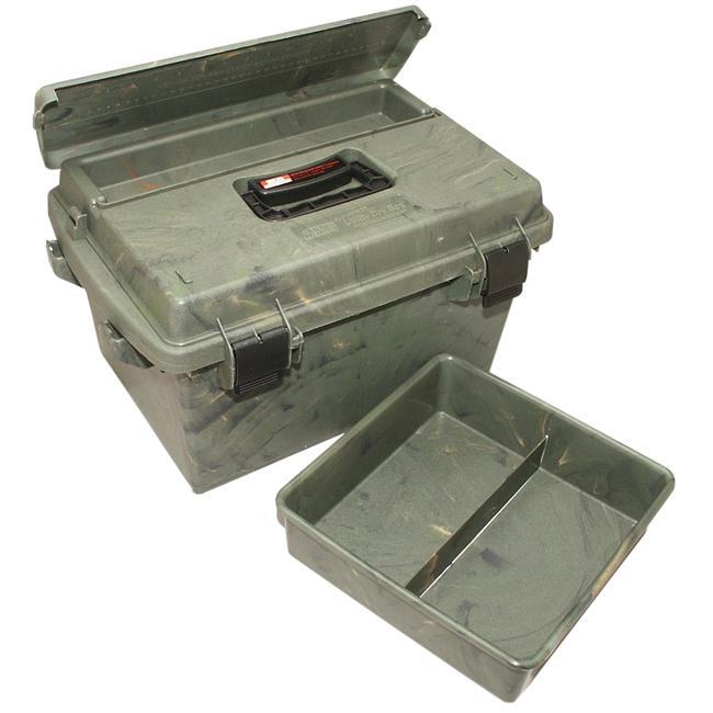 MTM Case-Gard Sportsman's Plus Utility Camo Dry Box