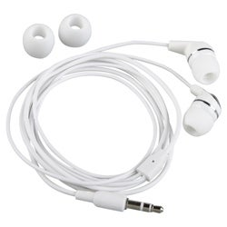 INSTEN Universal In-ear 3.5mm Stereo Headset for Apple iPhone 4/ 4S/ 5/ 5S/ 6