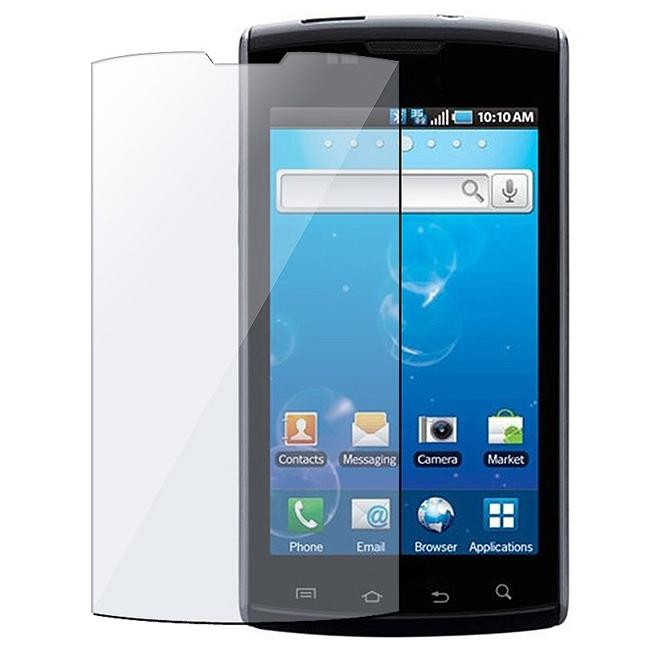 INSTEN Clear Screen Protector for Samsung Captivate i897 Galaxy S