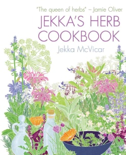 Jekka's Herb Cookbook (Hardcover)