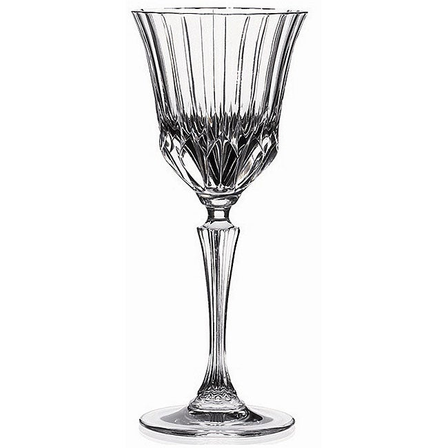 Adagio Collection Crystal Wine Glasses (Set of 6)