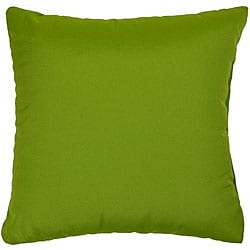 Macaw 22-inch Knife-edged Indoor/ Outdoor Pillows with Sunbrella Fabric (Set of 2)