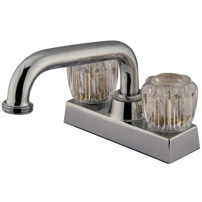 Laundry and Utility 4-inch Centerset Faucet