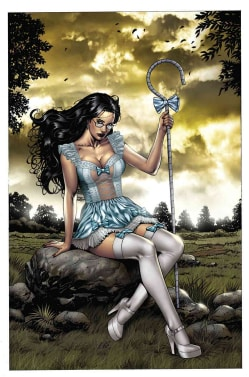 Grimm Fairy Tales: Different Seasons (Paperback)