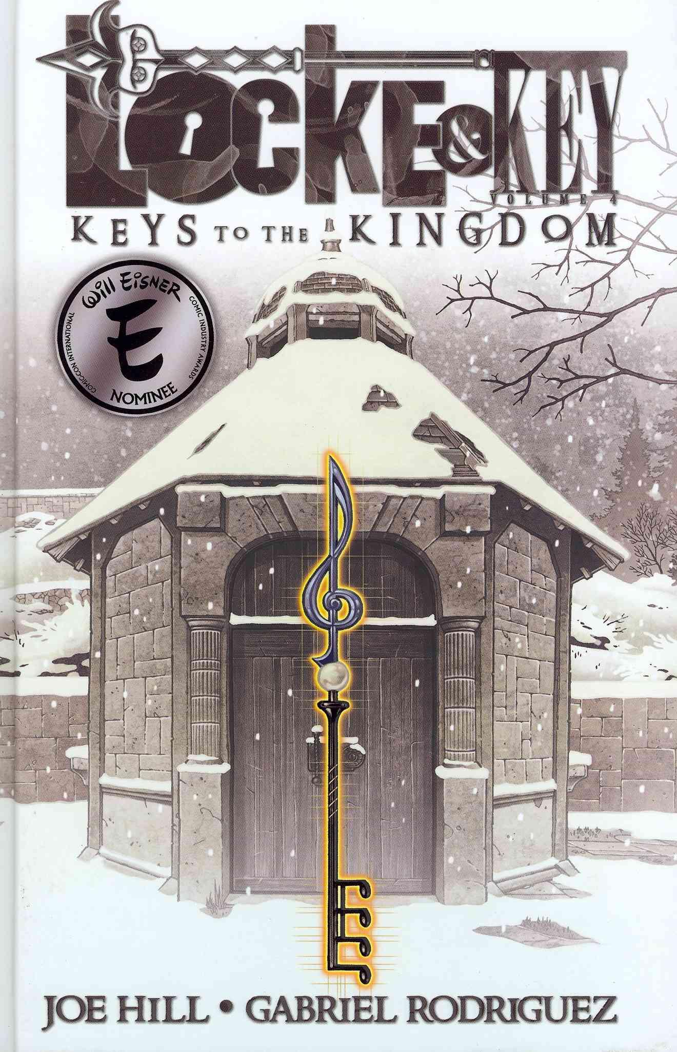 Locke & Key 4: Keys to the Kingdom (Hardcover)