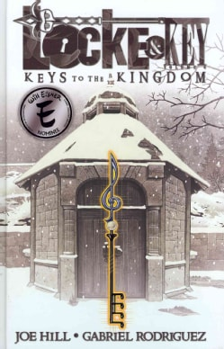 Locke & Key 4: Keys to the Kingdom (Hardcover)