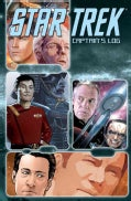 Star Trek: Captain's Log (Paperback)