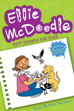 Ellie McDoodle: Best Friends Fur-Ever (Paperback)