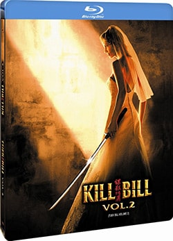 Kill Bill Vol. 2 Steelbook (Blu-ray Disc)