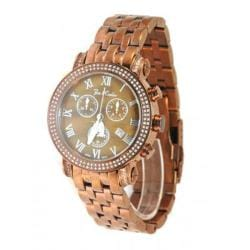 Joe Rodeo Men's Classic Diamond Watch