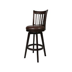 Woodhaven 30-inch Swivel Bar Stool