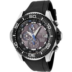 Citizen Men's Eco-Drive Black Dial Chronograph Watch