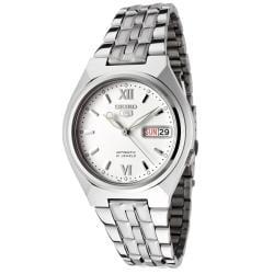 Seiko Men's Seiko 5 Stainless Steel Automatic Watch