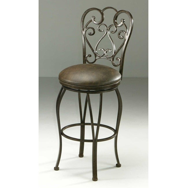 Magnolia 26 Inch Swivel Counter Stool Overstock Shopping Great Deals On Bar Stools