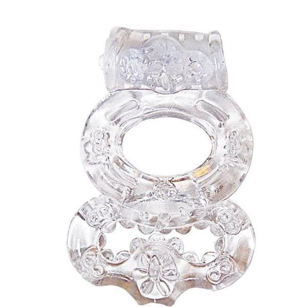 Nasstoys The Macho Crystal Collection Double Ring