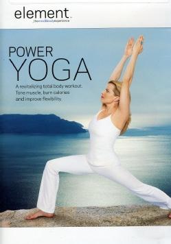 Element: Power Yoga (DVD)