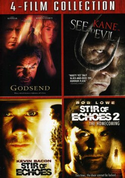 Godsend/See No Evil/Stir Of Echoes/Stir Of Echoes 2 (DVD)