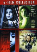 Eye/Bug/Ju-On/Alone In The Dark (DVD)