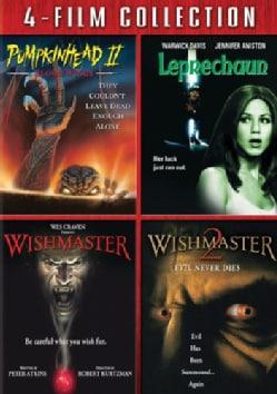 Pumpkin Head II/Leprechaun/Wishmaster/Wishmaster 2 (DVD)