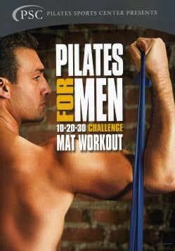 Pilates For Men 1: Challenge Mat Workout (DVD)