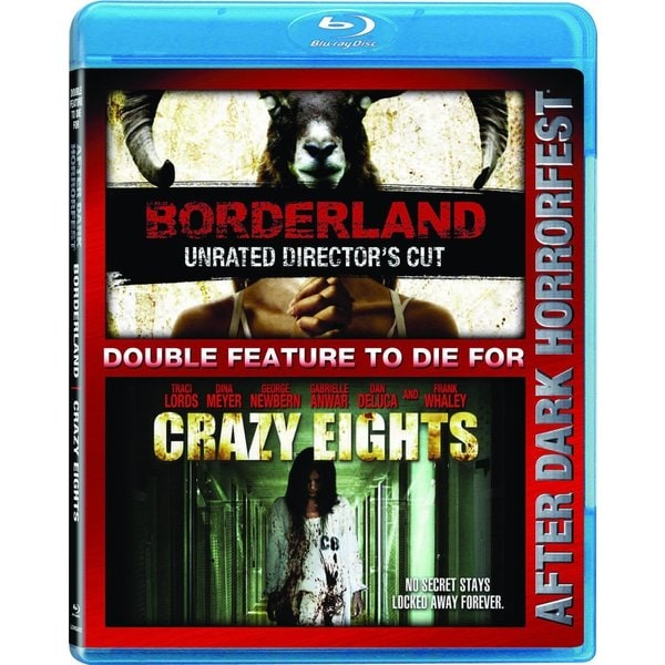 Borderland/Crazy Eights (Blu-ray Disc) 7463866