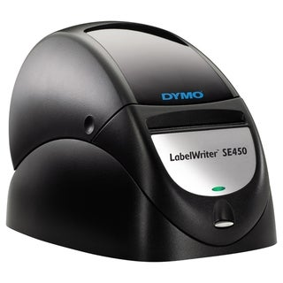 Dymo LabelWriter SE450 Direct Thermal Printer - Monochrome - Desktop
